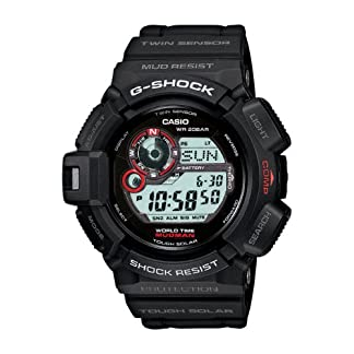 Casio Men's G9300 Mudman G-Shock Shock Resistant Sport Watch