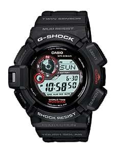 Casio Men's G-Shock G9300-1 Digital Resin Quartz Watch