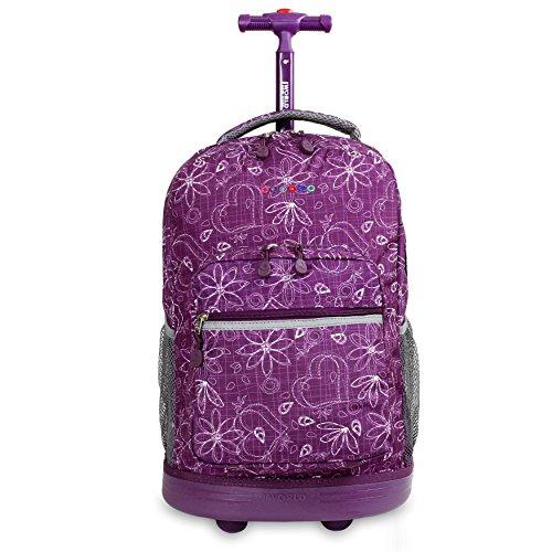 j-world-new-york-sunrise-rolling-backpack-love-purple-one-size