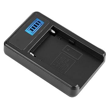Mugast NP-F550 F960 F970 Cargador de batería para cámara ...