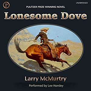 Lonesome Dove | Livre audio