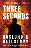 Three Seconds by Anders Roslund front cover