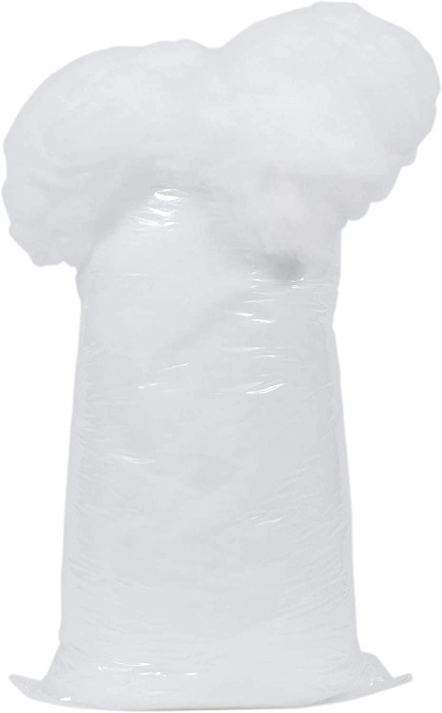 White 1 Pack Fairfield The Original Poly-Fil Premium Box 20 lb