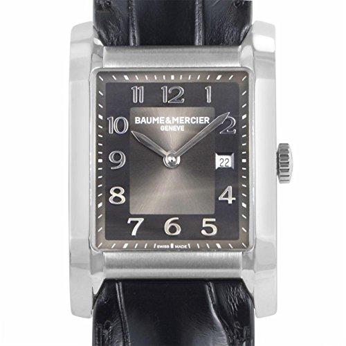 Baume-Mercier-Hampton-quartz-womens-Watch-MOA10019-Certified-Pre-owned
