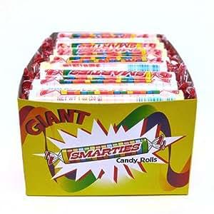 Amazon Com Wholesale Candy 36 Pieces Per Case Giant