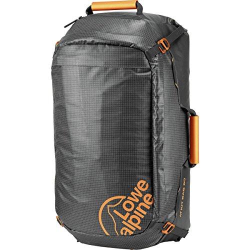 Luggage Alpine Lowe - Lowe Alpine AT Kit Bag 60 Pack Anthracite / Amber 60L