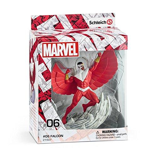 Marvel Falcon Diorama -