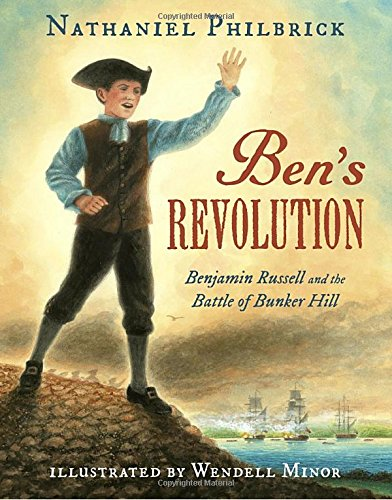 Bens Revolution Benjamin Russell Battle