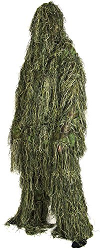 Nitehawk Adults Military 3D Camouflage Sniper Ghillie Suit Includes Rifle...