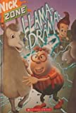 img - for Llama Drama (Nick Zone) book / textbook / text book