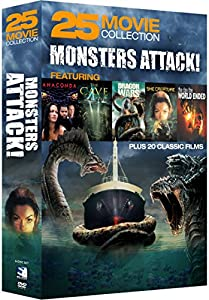 Monsters Attack! - 25 Movie Collection from Mill Creek Entertainment