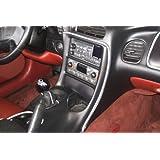 Chevrolet Corvette C5 1997-04 radio panel piping FREE SHIPPING by RedlineGoods