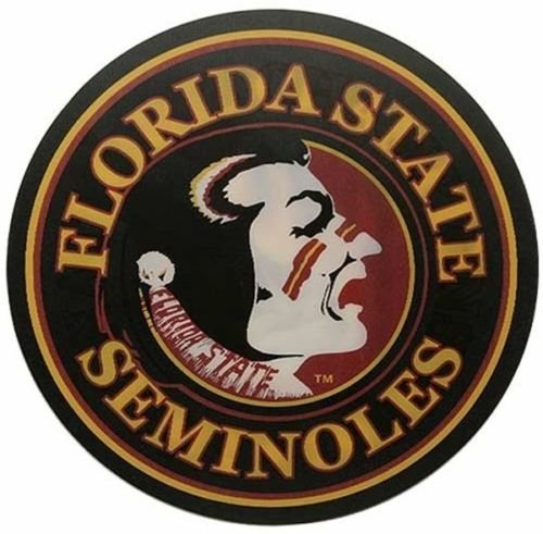 Truck Magnet Florida State FSU NCAA 3D Hologram Motion Car