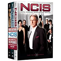NCIS - The Complete Seasons 1-3 [Import]