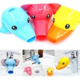 Rustark 3Pcs Cartoon Faucet Extender Sink Handle Extender...