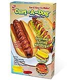 hot dog spiral - Curl-A-Dog BBQ Spiral Grilling Hot Dog Sausage Slicers