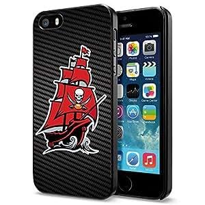 NFL Tampa Bay BuccaneersCool iPhone 5 5s Smartphone Case Cover Collector iphone Black