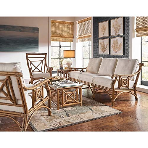"""Westfield Home Panama Jack Original Lanai Seafoam Area Rug - 5'3"""" x 7'2"""" from by Westfield Home"""