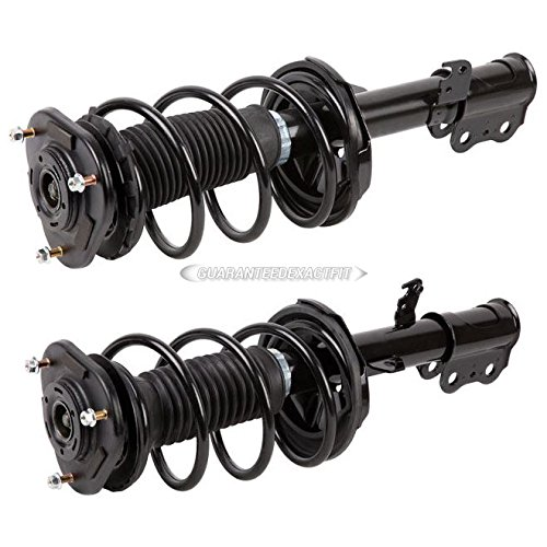 New Pair Front Complete Strut & Spring Assembly For Toyota Corolla 2003-2008 - BuyAutoParts 75-832682C New (Best Toyota Corolla Year)
