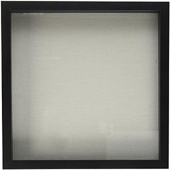 Amazon.com - Lawrence Frames 11 by 14-Inch Black Shadow Box Frame ...