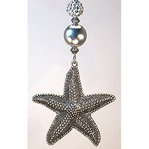 51y60nZUqxL._SS300_ 75+ Coastal & Beach Ceiling Fan Pull Chain Ornaments For 2020