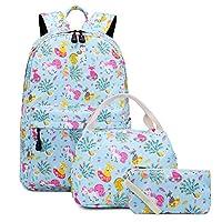 Abshoo Cute Lightweight Kids Backpacks Girls Boys Kindergarten Elementary School Bookbag Sets