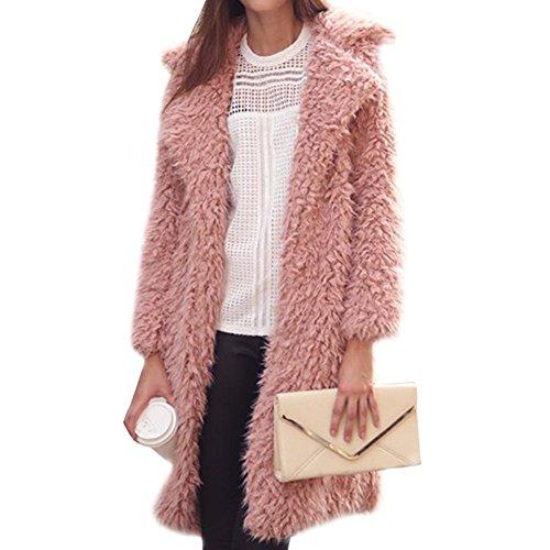 Lamb Fur Coat - 1