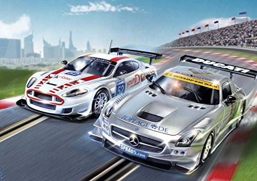 Scalextric-Original-Circuito-C3-Adrenaline-Cup-con-pistas-nuevas-digitalizables-A10130S500