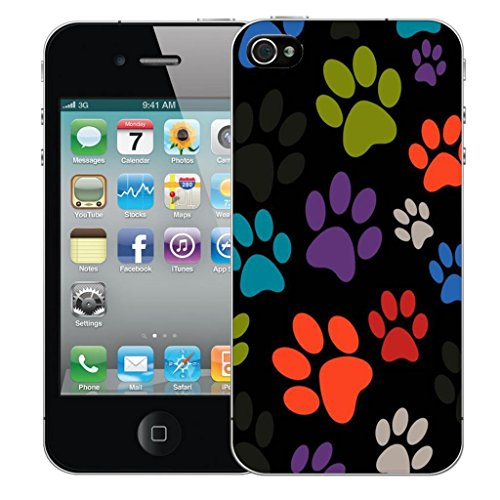 iphone 5 5s Dur Coque couverture Pare-chocs Case Cover - paw conception par Mobile Case Mate