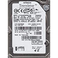 HTS548060M9AT00, PN 0A25838, MLC DA1107, Hitachi 60GB IDE 2.5 Hard Drive