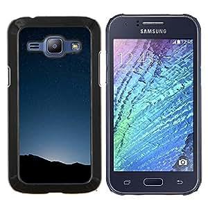 Be-Star Único Patrón Plástico Duro Fundas Cover Cubre Hard Case Cover Para Samsung Galaxy J1 / J100 ( Galassia Stelle 34 )
