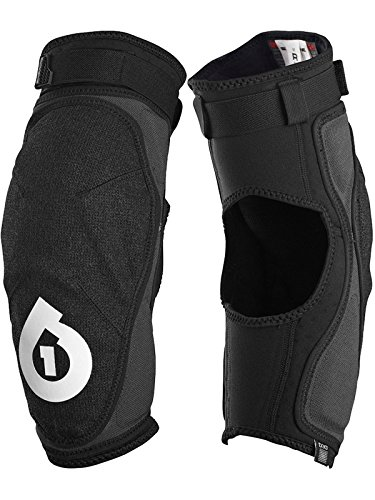 SixSixOne Unisex-Adult Evo Elbow Guard II (Black, ()