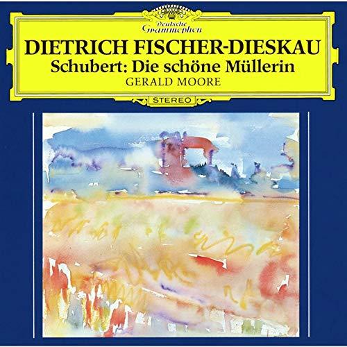 SACD : FISCHER-DIESKAU,DIETRICH - Schubert: Die Schone Mullerin D 795 (Limited Edition, Direct Stream Digital, Super-High Material CD, Japan - Import, Single Layer SACD)