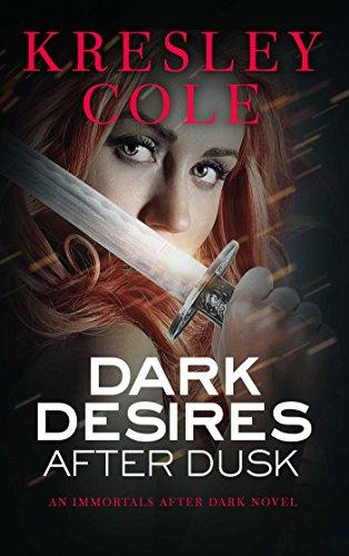 book cover of Dark Desires After Dusk