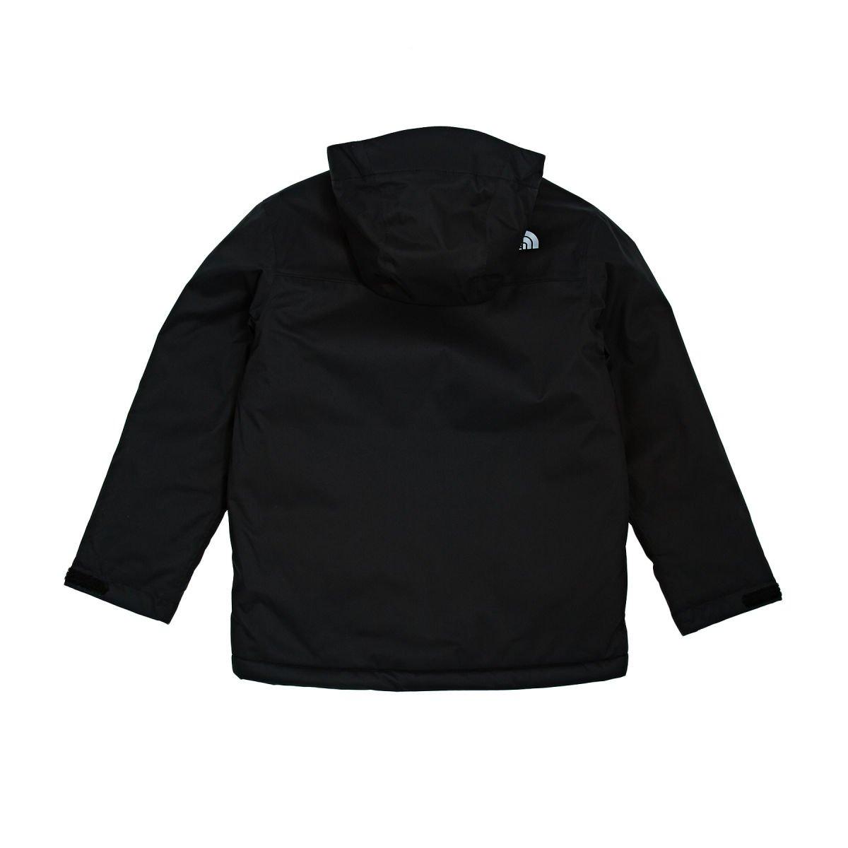 1d57da787a THE NORTH FACE - Veste Junior - Y Snow Quest Jacket Noir - tailles: M:  Amazon.co.uk: Clothing