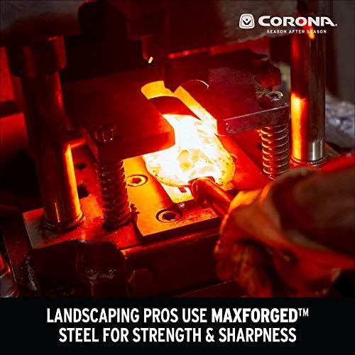 Corona Max Forged Aluminium Garden Bypass Branch Stem Pruner 1 Inch Cut
