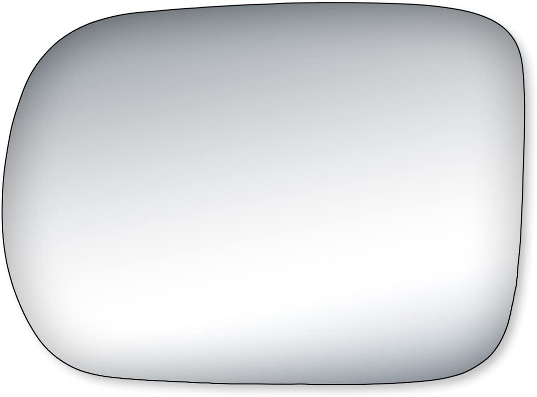 Fit System 99155 Honda Pilot Driver//Passenger Side Replacement Mirror Glass