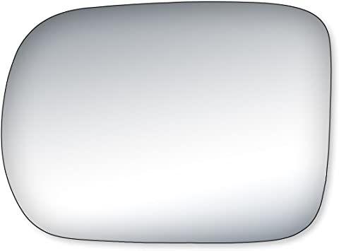 2009-2013 HONDA FIT Convex Passenger Side Replacement Mirror Glass