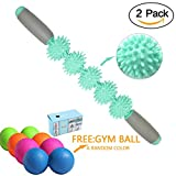 Fascia and Cellulite Blaster Remover Muscle Roller Massager for Relief Muscle Soreness,Cramping and Tightness,Help Legs and Back Recovery ,Myofascial Release Roller Balls for Muscle Pain Relief Tool