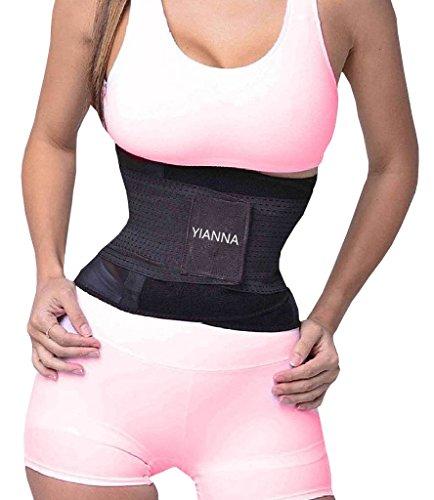 YIANNA Waist Trimmer Belt Weight Loss Wrap