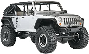 Axial AX90028 SCX10 2012 Jeep Wrangler Unlimited Rubicon 1/10th Scale Electric 4WD - RTR