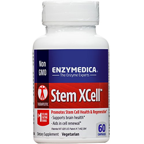 ENZYMEDICA Stem XCell Capsules, 60 Count