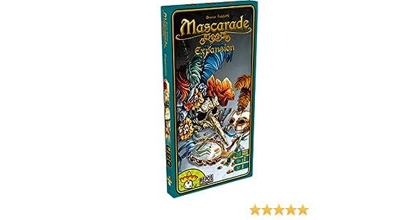 Asmodee MASCARADE Expansion: Amazon.es: Juguetes y juegos