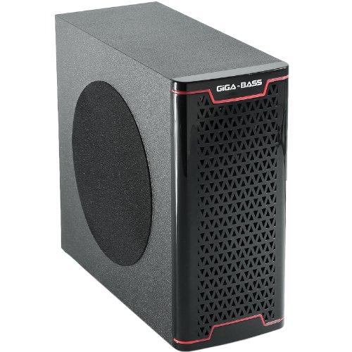 Rechargeable PC Computer Desktop Laptop USB 2.1 Speakers w/ USB SD MMC Memory In