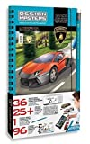 Wooky Lamborghini Aventador LP 700-4 Sketchbook To-Go