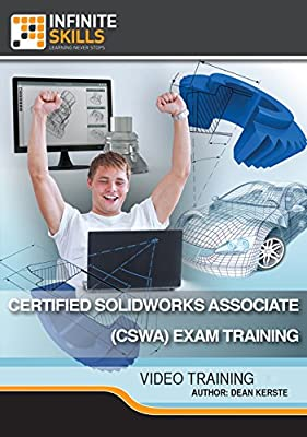 Certified SolidWorks Associate (CSWA) Exam Training [Online Code]