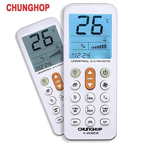 CHUNGHOP Smart Air Conditioner Remote Control K-390EW WiFi