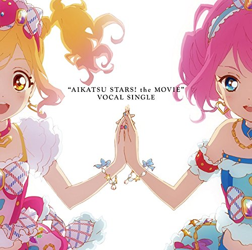 Aikatsu Stars! - Aikatsu Stars! (Movie) Vocal Single [Japan LTD CD] LACM-14520