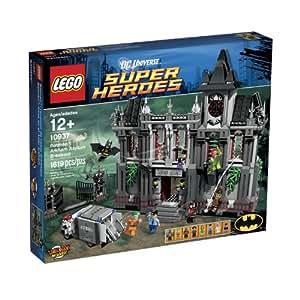 LEGO Super Heroes Arkham Asylum Breakout 10937