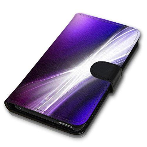 Wallet Book Style Flip Handy Tasche Case Schutz Hülle Schale Motiv Etui für Apple iPhone 6 / 6S - Design Flip MVD386